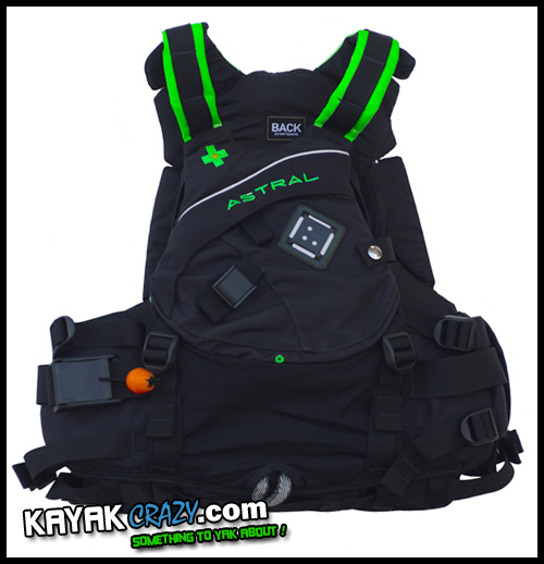 Content / Astral Buoyancy / Astral Green Jacket - Kayak Crazy