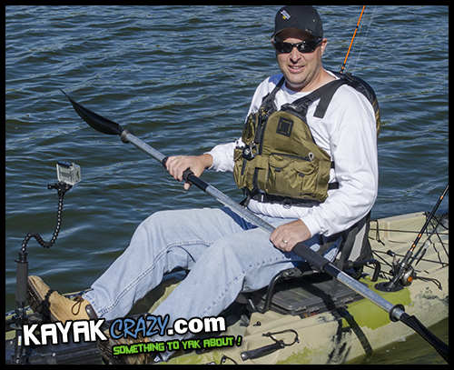 Kayak fishing pfd reviews for Nrs chinook fishing pfd