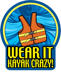 Kayak Crazy Wear It